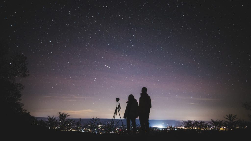 How To See Stars at Night Beginners